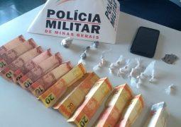 PM prende mais dois homens suspeitos de participar de grupo de traficantes de drogas de Guarda dos Ferreiros