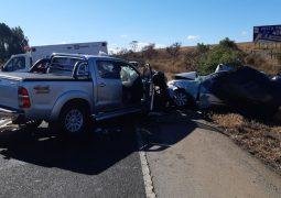 Grave acidente mata seis pessoas na BR-262 entre Ibiá e Campos Altos