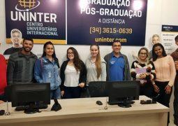 Uninter lança vestibular para o segundo semestre de 2019 em São Gotardo