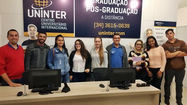 Foto Capa: Uninter/Polo-São Gotardo