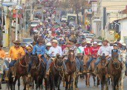 23ª Edição da Cavalgada da FENACEN 2019 é realizada em São Gotardo