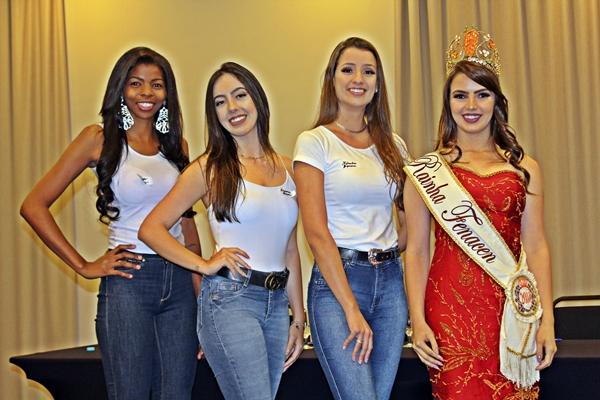 Seletiva de escolha das candidatas (Foto: SG AGORA)