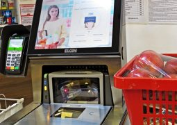 Supermercado São Vicente inova e traz para São Gotardo serviço de autoatendimento