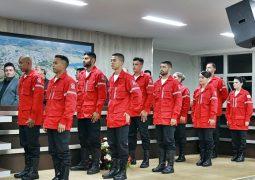 São Gotardo, Rio Paranaíba e Santa Rosa da Serra passam a possuir bombeiros civis
