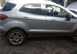Motorista é flagrado dirigindo carro furtado e acaba preso em São Gotardo