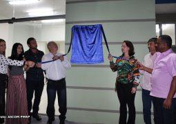 Iniciada na gestão passada, UBS de Guarda dos Ferreiros é inaugurada pela Prefeitura Municipal de Rio Paranaíba
