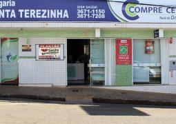Nesta primeira semana de Outubro, Drogaria Santa Terezinha, sua farmácia de plantão em São Gotardo