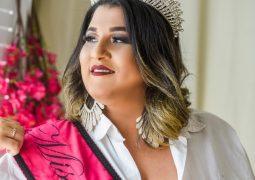 Beleza forte: Portal SG AGORA entrevista Priscila Amaral, Miss Plus Size São Gotardo 2018