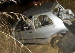 Acidente envolvendo moradores de São Gotardo na BR-354 faz quatro vítimas fatais e deixa outras três pessoas feridas