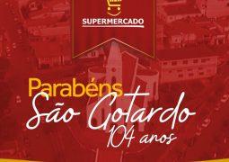 Parabéns São Gotardo: Supermercado São Vicente lança promoções imperdíveis no aniversário de nossa cidade