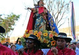 Tradição e Fé: Festa em Louvor a Nossa Senhora do Rosário e Santa Efigênia é realizada em São Gotardo