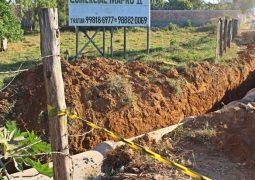 Prefeitura de Rio Paranaíba invade propriedade particular em Guarda dos Ferreiros e obra é parada pela Polícia Ambiental