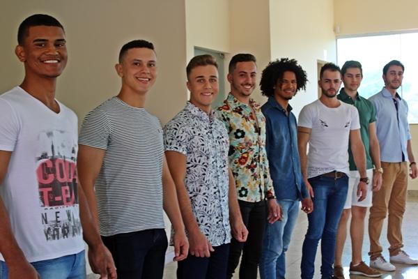 Candidatos ao Concurso Miss e Mister São Gotardo (Foto: SG AGORA)