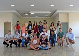 Definidos: Candidatos ao Concurso Miss e Mister São Gotardo participam de primeiro ensaio