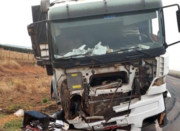 Acidente deixou três vítimas fatais (Foto: WhatsApp)
