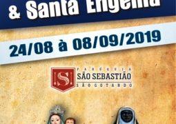 Encerramento da Festa em Louvor a Nossa Senhora do Rosário e Santa Efigênia acontece neste domingo em São Gotardo