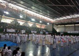 Com a participação de mais de 250 atletas, 12º Campeonato Intermunicipal de Taekwondo é realizado em São Gotardo