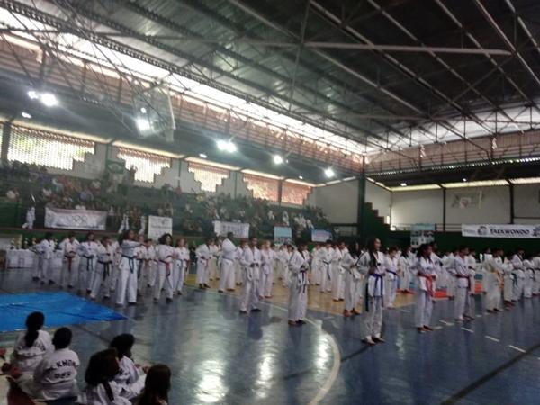 Foto Capa: Academia Scorpions de Taekwondo de São Gotardo/Sérgio Cardias