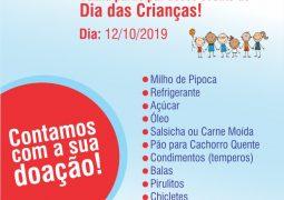 """""""Mãos do Bem"""": Amigos se reúnem para realizarem projeto social no Dia das Crianças em São Gotardo"""