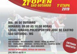 Academia Scorpions realiza 12º Campeonato Intermunicipal de Taekwondo em São Gotardo