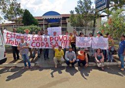 """Poucos que representaram todos: Segunda manifestação """"FORA COPASA"""" é realizada em São Gotardo"""
