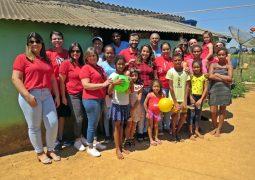 """""""Efeito Santander"""": Associação Anjos da Guarda e Santander promovem manhã de doações em Guarda dos Ferreiros"""