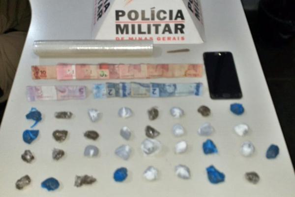 Foto Capa: Assessoria de Imprensa da Polícia Militar de São Gotardo