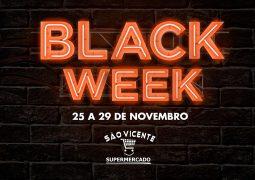Com ofertas diárias, Supermercado São Vicente lança BLACK WEEK em São Gotardo
