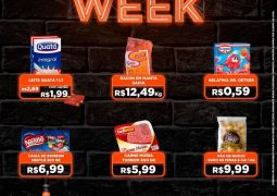 Prepara-se: BLACK WEEK Supermercado São Vicente prepara ofertas imperdíveis para esta quinta-feira em São Gotardo