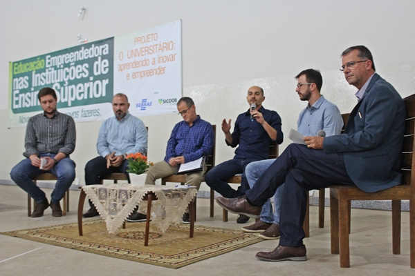 Congresso foi realizado durante dois dias no CESG (Foto: SG AGORA)