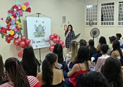 Curso de Pedagogia do CESG promove I Chá com Poesia de São Gotardo