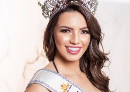 Miss São Gotardo CNB 2019 Camila Lopes Franco concorre ao título de Miss Minas Gerais CNB 2020