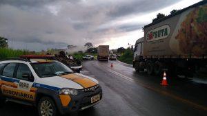 (Foto: Polícia Militar Rodoviária)
