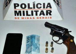 Autores de roubo na zona rural de Rio Paranaíba são presos em Guarda dos Ferreiros