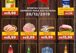 Churrasco de Fim de Ano garantido: Supermercado São Vicente lança promoção imperdível nesta SEXTA-FEIRA em São Gotardo
