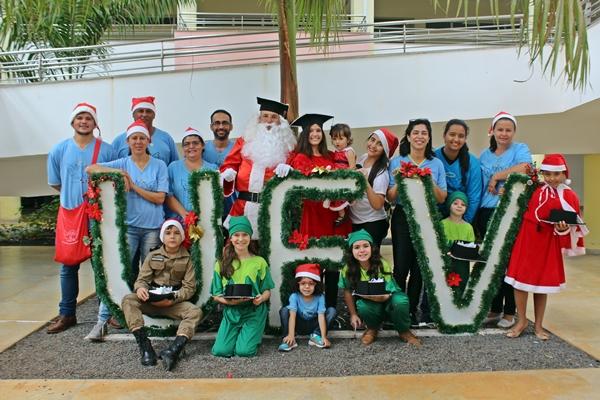 Ação foi realizada em parceria com a UFV-Campus Rio Paranaíba (Foto: SG AGORA)