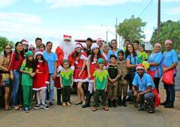 Amor e Gratidão: Grupo Anjos da Guarda promovem 4ª Carreata de Natal em Guarda dos Ferreiros