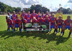 Projeto Social de Futebol de São Gotardo é campeão em categoria Sub-16 da 1ª Copa de Futebol Infantil de Dores do Indaiá