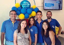 Uninter completa 2 anos em São Gotardo e realiza a doação de mais de 300 livros didáticos
