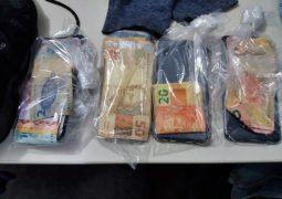 Autores de roubo em Supermercado de São Gotardo são localizados pela PM