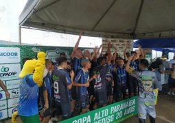 Com 2 títulos para São Gotardo, 6ª Copa Alto Paranaíba Sicoob Credisg 20 anos é encerrada
