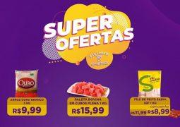 Pensando em toda população São-Gotardense, Supermercado São Vicente lança SUPER CADERNO DE OFERTAS em São Gotardo