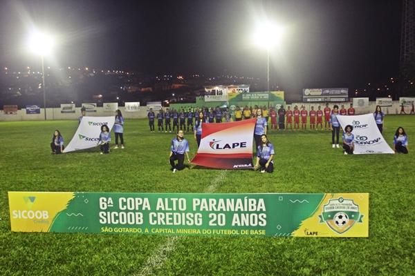 Torneio de Futebol Base já é considerado um dos mais importantes do País (Foto: SG AGORA)
