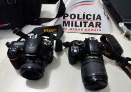 Após grande mobilização, vítima de furto recupera pertences levados por criminoso há cerca de 01 mês em São Gotardo