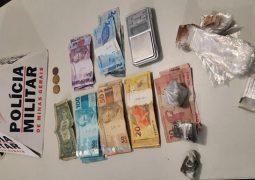 Durante operação de combate ao tráfico de drogas, PM prende quatro pessoas em São Gotardo