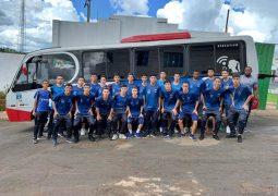 Em preparação para o Mineiro 2020, time Sub-17 da Inter SG realiza amistoso contra o América-MG