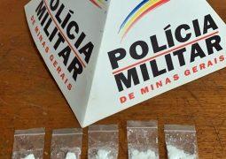 """Durante """"luau"""", Polícia Militar realiza apreensão de drogas em Matutina"""
