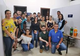 Com presença de novos alunos, Uninter realiza primeira aula inaugural de 2020 em São Gotardo