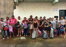 Em parceria com a Papelaria ABC e demais parceiros do bem, Grupo Anjos da Guarda realiza doações de materiais escolares em Guarda dos Ferreiros