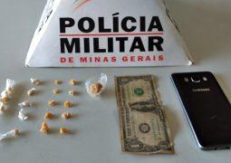 Polícia Militar realiza várias operações de combate ao tráfico de drogas durante o final de semana em São Gotardo